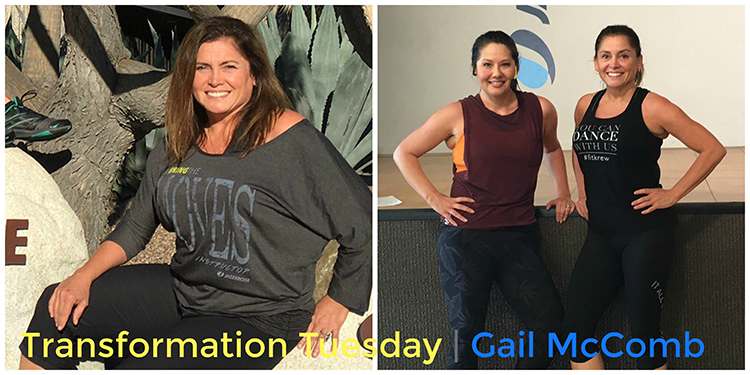 Transformation Tuesday: Gail McComb